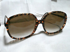 "CLASSIC  1984 ANNE KLEIN ""OWL""  SUNGLASS! (TORTOISE COLOR)  NEW--NEVER SOLD!!"