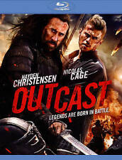 OUTCAST/Nicolas Cage/NEW BLU-RAY/BUY ANY 4 ITEMS SHIP FREE