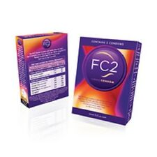 FC2 FEMALE CONDOM 3 PACK
