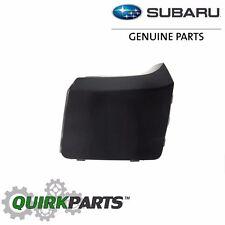 2011-2014 Subaru Impreza WRX STi Front Tow Hitch Bumper Cover OEM NEW 57731FG330