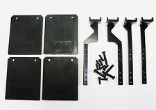 Fender Set Black for 1/10 RC Crawler SCX10