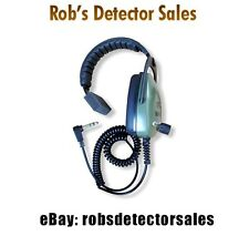 Rattler Headphones from DetectorPro - For all Metal Detectors - Gold Nuggets