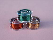 Radio shack style émaillée copper magnet wire coil électro-aimant 0.2mm