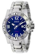 Invicta Reserve Excursion Blue Dial Stainless Steel Mens Watch 5673