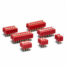 Good 2, 3, 4, 6, 8, 9,10 Position DIP Switch Assorted KIT new for arduino