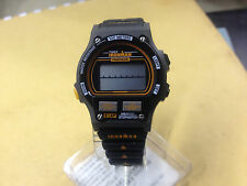 1992 Vintage Timex Ironman Triathlon Ladies Women's Watch Digital Pre-Indiglo