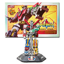 Voltron 30th Anniversary Die Cast Collectors Set - 5 Lions - Key & Base -Toynami