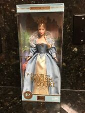 Dolls of the World Princess Collection  2002 Princess of The Danish Court NIB