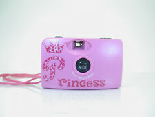 Princess Pink 35mm Film Camera Lomo Style Lo-Fi Photos