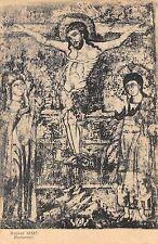 B76133 Bucuresti Muzeul Simu Iisus pe Cruce postcard romania
