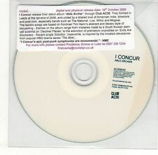 (EH585) I Concur, Able Archer - 2009 DJ CD