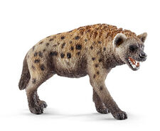 Schleich 14735 Hyena Wild Animal Model Toy Figurine - NIP
