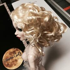 Doll WIG - Tonner Evangeline Ghastly ~ Black as Night Basic Parnilla ~ Blonde