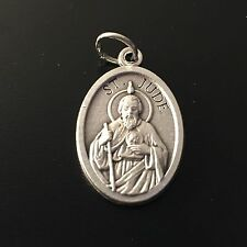 �� San Giuda - St.Jude - medal blessed Pope Francis @ Vatican pendant - charm