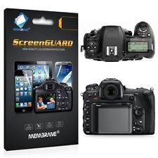 3 ULTRA TRANSPARENTES HD protectores de pantalla anti-rayadura cubierta para Nikon D500
