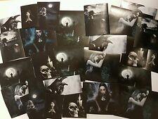 Gothic Sticker Pack - Scary Dark Stickers Set (20) Goth / Horror