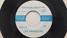LOS ARGUELLES - Chaparrita / No Le Hace Que Seas Casada RANCHERA Tejano Tex-Mex