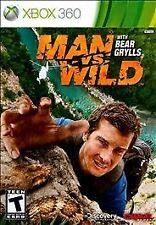 Man vs. Wild With Bear Grylls -- Xbox 360 -- GREAT CONDITION