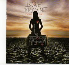 (DN780) Love Machine, Melissa Mars - 2007 DJ CD