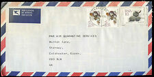 South Africa 1994 Commercial Air Mail Cover To England #C30764