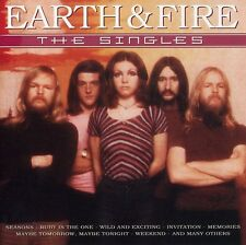 Singles - Earth & Fire (2005, CD NIEUW)