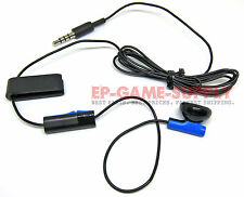 Sony Playstation 4 PS4 Headset Earbud Microphone Earpiece Clip Original OEM
