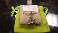 Authentic Chamilia Leaping Rudolf Christmas Charm