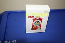 2011 Hallmark Fisher-Price Music Box Teaching Clock Ornament  New in Box