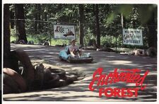 Go Cart Enchanted Forest IN Indiana Chesterton Valparaiso  Amusement Park