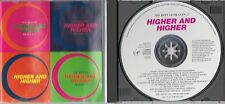 Heaven 17 - Higher & Higher - Best of - CD Album Hits Temptation (Brothers In Ry