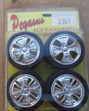 PEGASUS CUSTOM  RIMS & TIRES 1:24 ?