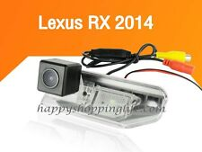 Back Up Camera for 2014 Lexus RX - Waterproof Car Rear View Reverse Camera