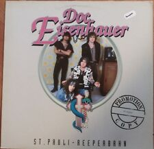 Doc Eisenhauer ‎– St. Pauli - Reeperbahn (Maxi) PROMO Single Sided