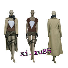 Original Resident Evil Cosplay Costume Extinction Alice Top Grade Custom Size