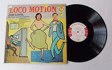 JOE LOCO Loco Motion LP Columbia CL-760 US 1955 VG+ ORIGINAL PROMO PRESS WLP 9G
