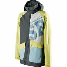 SPECIAL BLEND Men's BEACON Snow Jacket - GreySkull - Small - NWT