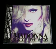 "MADONNA ""Masterpiece"" 8-Trk EP & Remix China CD NEW"