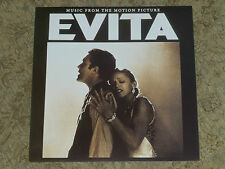 MADONNA EVITA UK 1996 OFFICIAL RECORD COMPANY PROMOTIONAL 12 INCH DISPLAY FLAT