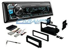 NEW CAR KENWOOD STEREO RADIO BLUETOOTH & SIRIUS XM READY WITH INSTALLATION KIT
