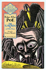 Berkley Classics Illustrated Edgar Allan Poe the Raven  nm copy 1990