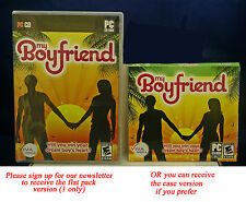 My Boyfriend by VivaMedia PC CD  Flirt/Talent Show/Personality Tests * Ship Free