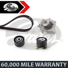 FOR PEUGEOT 407 2.0 DIESEL (2004-) GATES TIMING CAM BELT WATER PUMP KIT