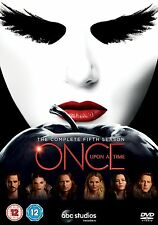 ONCE UPON A TIME COMPLETE DVD SEASON 5 ENGLISCH