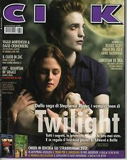 Rivista CIAK ANNO 2008  NUMERO 12 CON SCHEDE - THE TWILIGHT SAGA