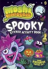 Moshi Monsters: Spooky Sticker Activity Book (Moshi Monsters Activity Book), New