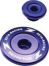 Zeta Blue Engine Plugs for YAMAHA 1998-05 YZ400F YZ426F YZ450F ZE89-1412