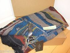 NEW Zara COLOUR PRINT SCARF SHAWL OVERSIZED BLANKET REF.3534/004 Bloggers Fav