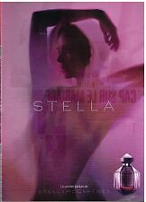 Publicité Advertising 2003 Le Parfum Stella McCartney