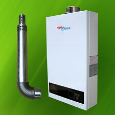 HOT CHOICE™ DIRECT VENT NATURAL GAS TANKLESS WATER HEATER  14L / 3.7GPM