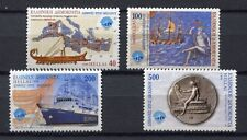 s2490) GREECE 1999 MNH** Nuovi** International ocean year 4v